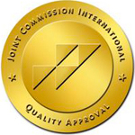 We are committed to providing quality healthcare. Proof of this commitment is our accreditation by The Joint Commission (TJC). We strive to provide care that meets or exceeds TJC standards for high-quality healthcare.